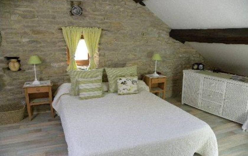 Location de vacances - Maison - Villa à Buffon - Chambre  VERTE