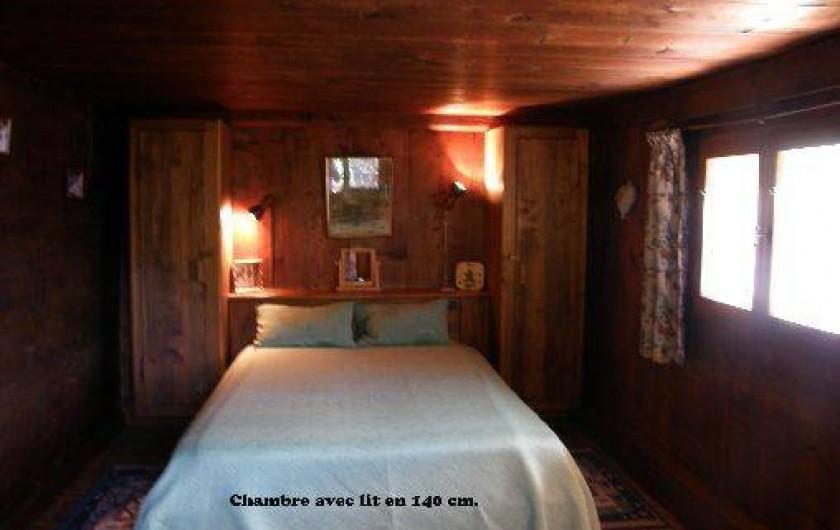 Location de vacances - Chalet à Saint-Nicolas de Véroce