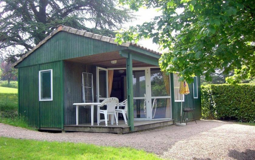 Location de vacances - Chalet à Miallet - Un chalet