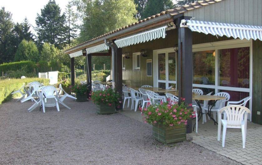 Location de vacances - Chalet à Miallet - L'accueil