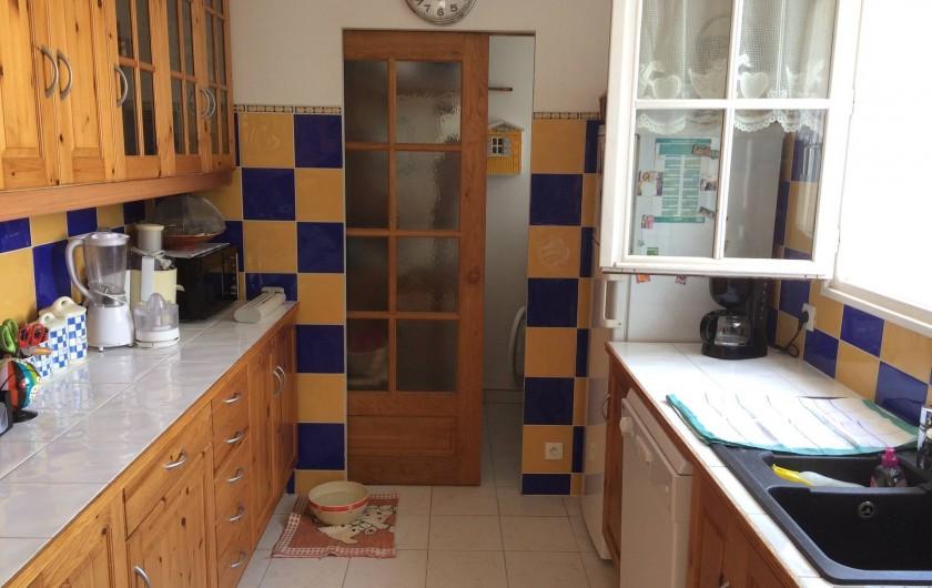 Location de vacances - Maison - Villa à Île-d'Aix - cuisine