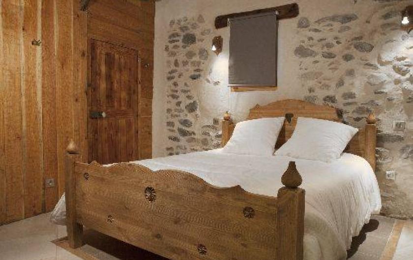 Location de vacances - Chalet à Villar-Saint-Pancrace