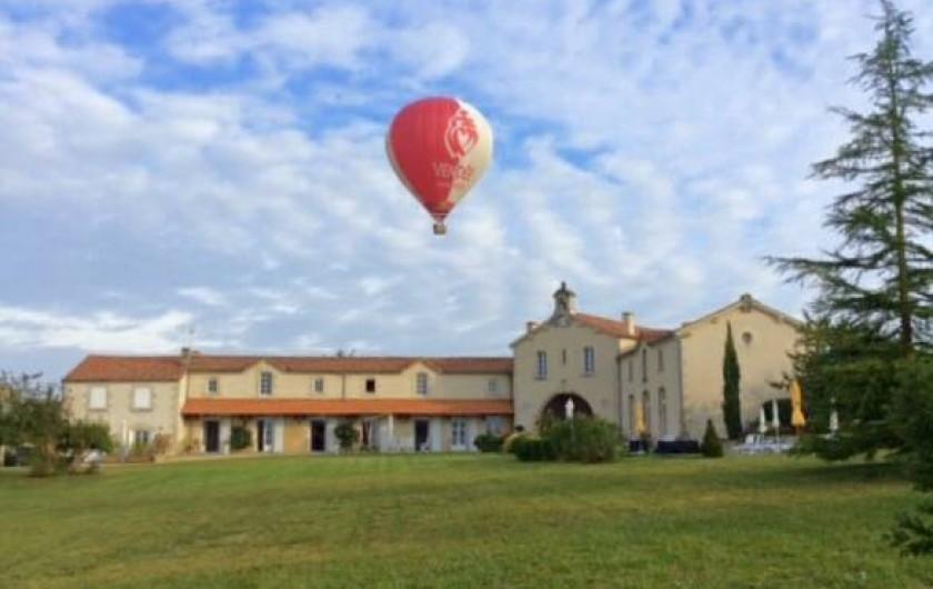 Location de vacances - Gîte à Nieul-sur-l'Autise