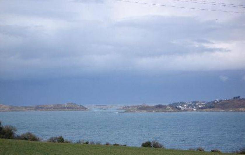 Location de vacances - Gîte à Trédrez-Locquémeau - Mer à proximité