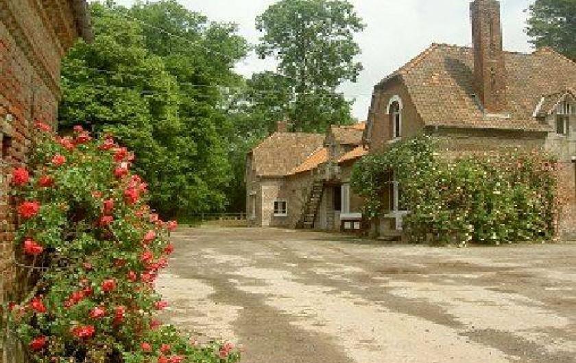 Location de vacances - Gîte à Terramesnil