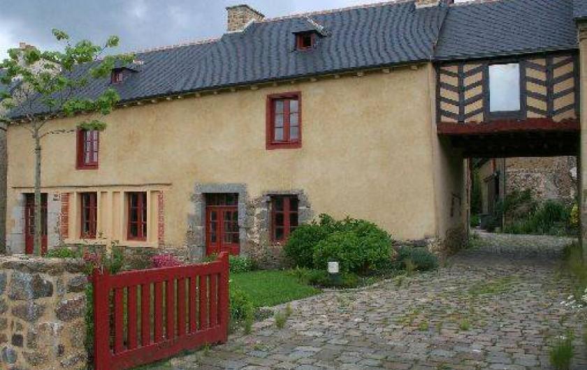 Location de vacances - Gîte à La Baussaine