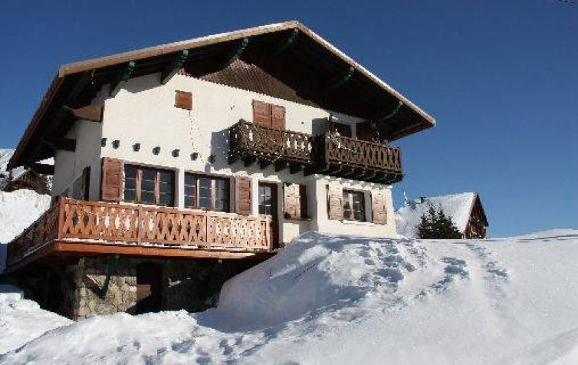 Location de vacances - Chalet à Montgenèvre