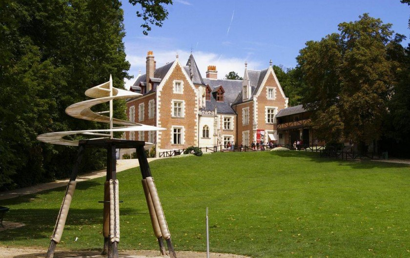 Location de vacances - Chambre d'hôtes à Montlouis-sur-Loire