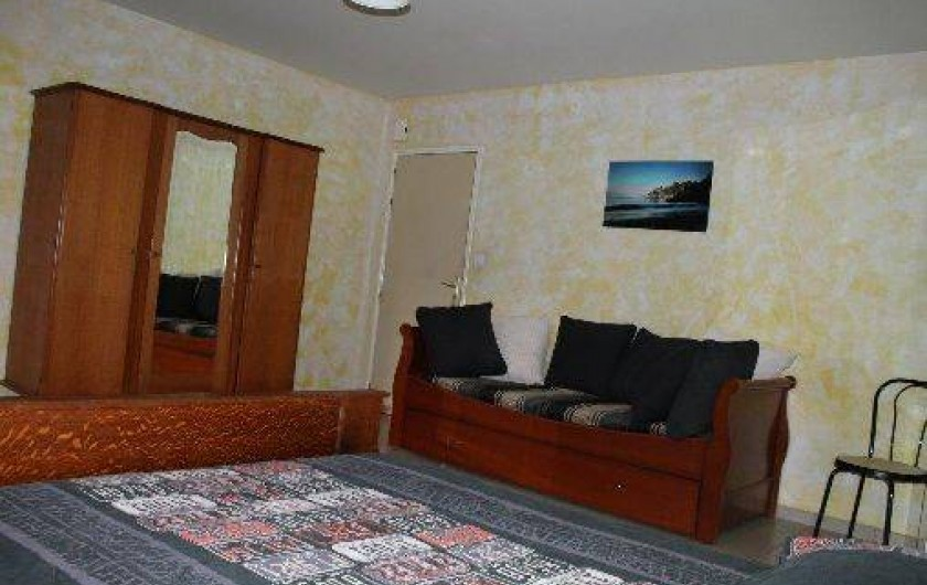 Location de vacances - Chambre d'hôtes à Chavagnes-en-Paillers - chambre floride