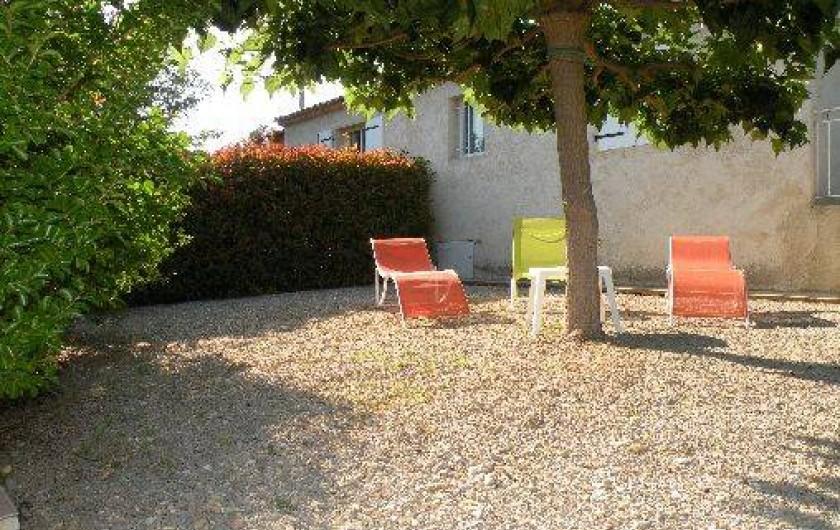 Location de vacances - Gîte à Baudinard-sur-Verdon