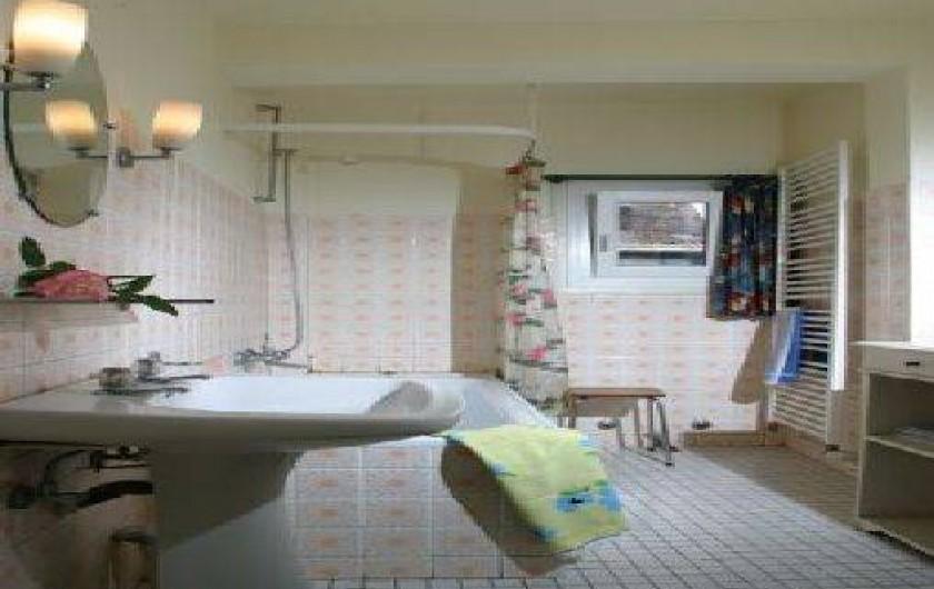 Location de vacances - Appartement à Eguisheim