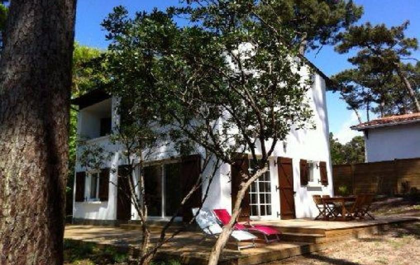 Location de vacances - Villa à Pyla sur Mer