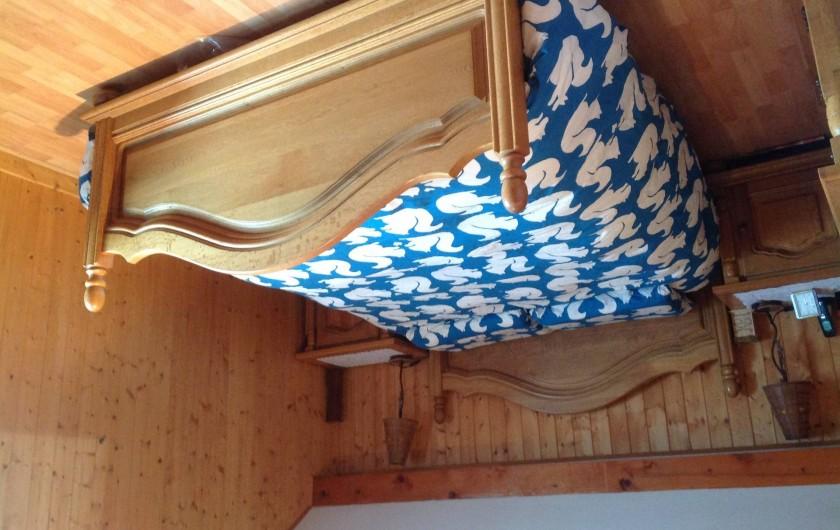 Location de vacances - Villa à Annecy - Chambre