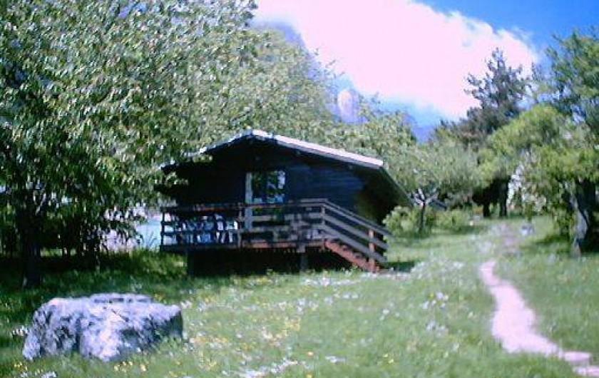 Location de vacances - Chalet à Saint-Hilaire