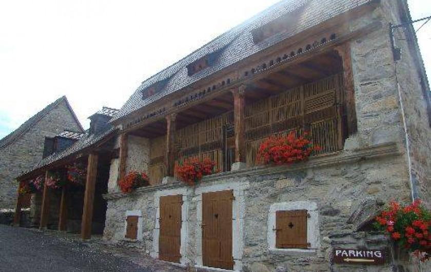 Location de vacances - Gîte à Bun - Poulailler restauré de 1820 dans le village