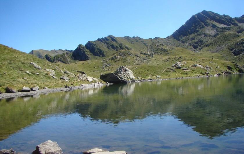 Location de vacances - Gîte à Bun - Lac de Bassia sur le Massif du Hautacam (1)