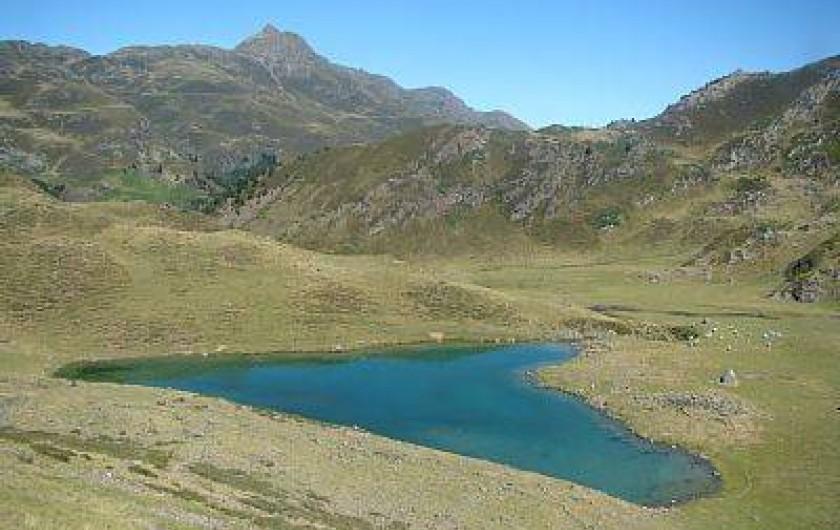 Location de vacances - Gîte à Bun - Lac d'Ourec sur le massif du Hautacam