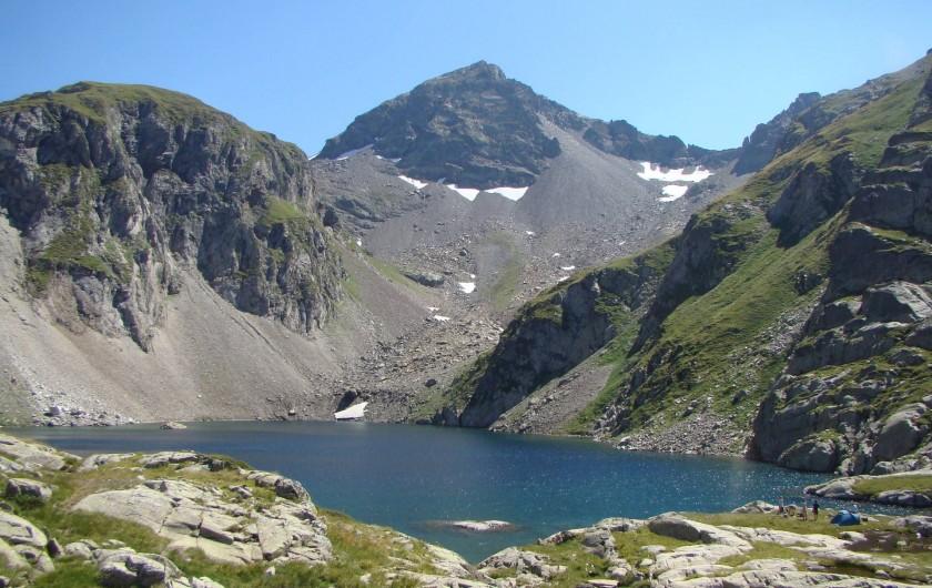 Location de vacances - Gîte à Bun - Lac d'Estom
