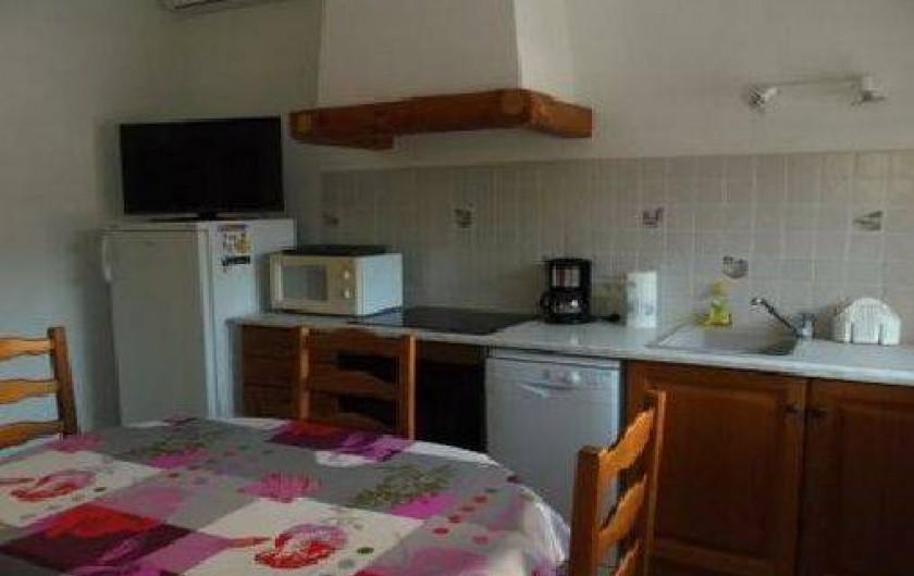Location de vacances - Appartement à Cheval-Blanc