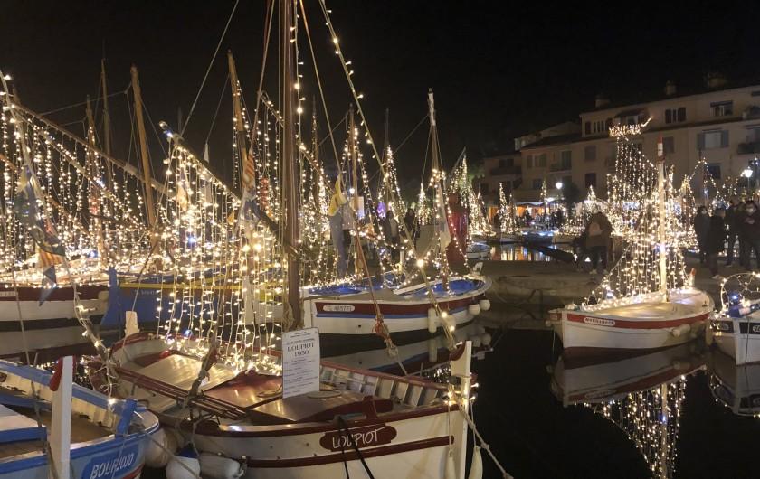 Location de vacances - Villa à Sanary-sur-Mer