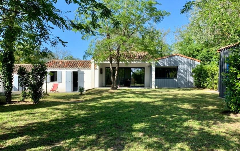 Location de vacances - Villa à La Brée-les-Bains - La Pause