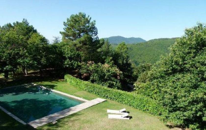 Location de vacances - Maison - Villa à Monoblet
