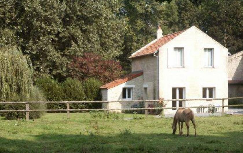 Location de vacances - Gîte à Louvigny