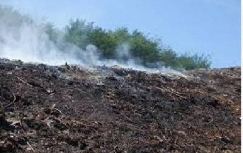 Location de vacances - Appartement à Cransac - La montagne qui brûle