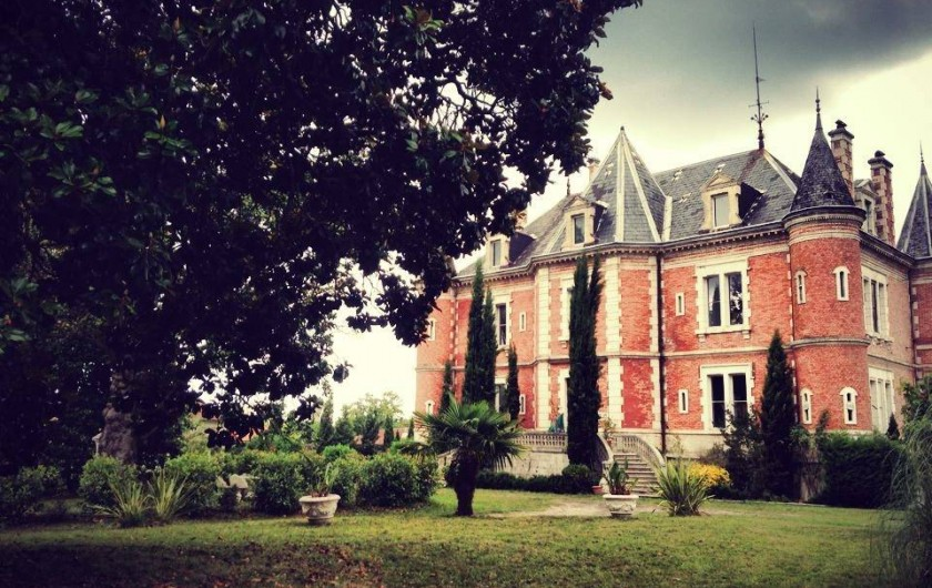 Location de vacances - Château - Manoir à Castets