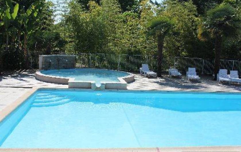 Location de vacances - Camping à Saint-Geours-de-Maremne