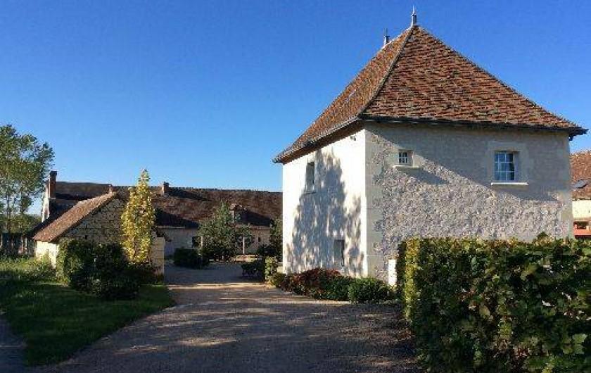 Location de vacances - Maison - Villa à Yzeures-sur-Creuse