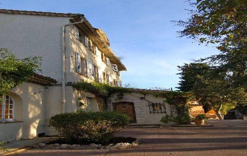 Location de vacances - Appartement à Grasse