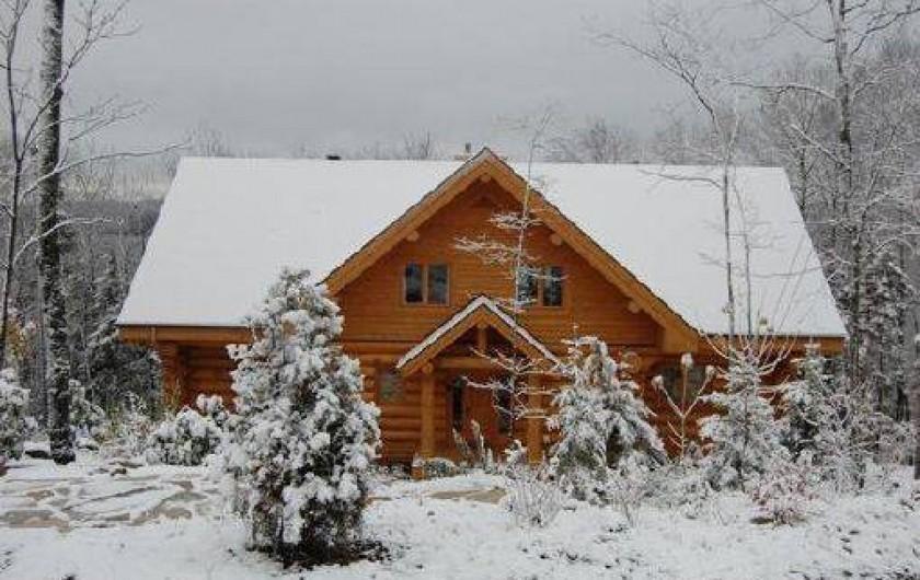Location de vacances - Chalet à Saint-Alexis-des-Monts