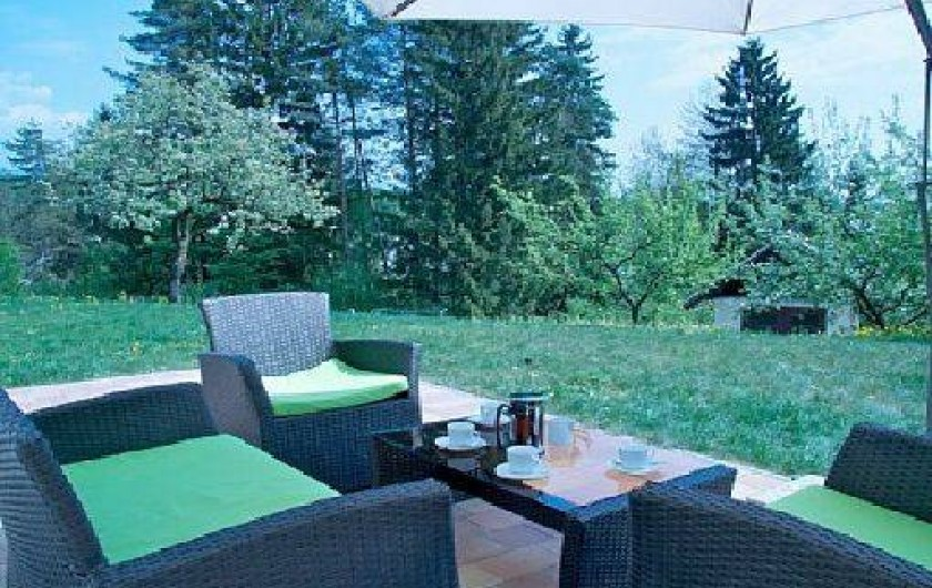Location de vacances - Appartement à Bled