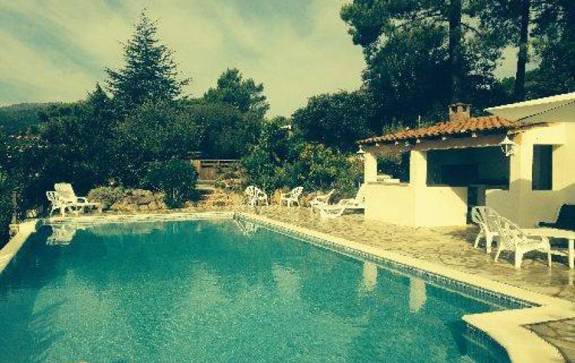 Villa rose proche de porto vecchio dans r sidence priv e for Residence porto vecchio avec piscine