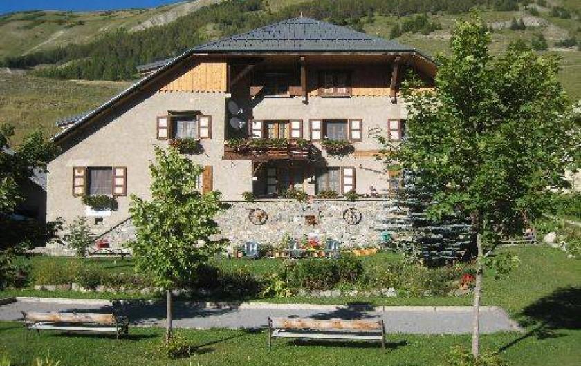 Location de vacances - Appartement à Larche