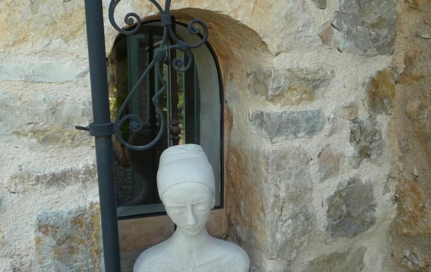Location de vacances - Chambre d'hôtes à Montauroux - Entrée