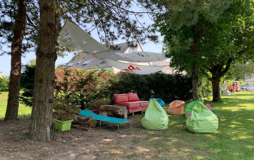 Location de vacances - Chambre d'hôtes à Mesquer - de tante jardin  saison 2020