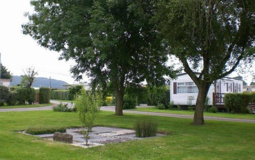 Location de vacances - Bungalow - Mobilhome à Verlincthun