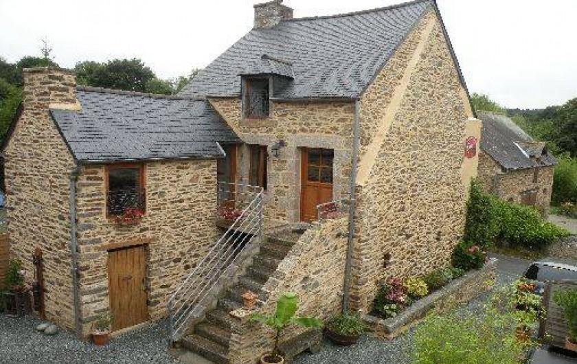 Location de vacances - Maison - Villa à Plouër-sur-Rance - gite en duplex
