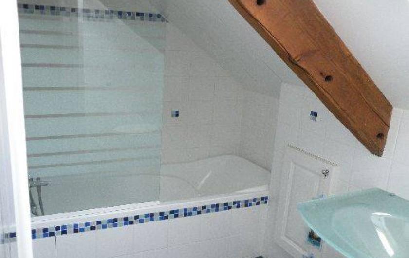 Location de vacances - Maison - Villa à Plouër-sur-Rance - salle de bains