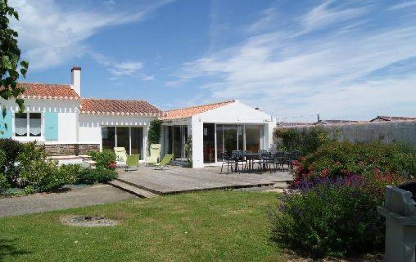 Location de vacances - Maison - Villa à L'Île-d'Yeu