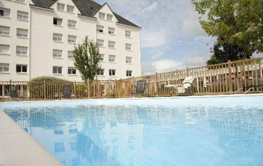 Location de vacances - Hôtel - Auberge à Joué-lès-Tours