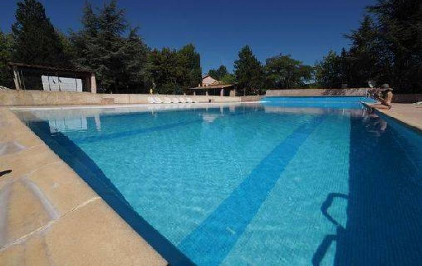 Location de vacances - Gîte à Niozelles