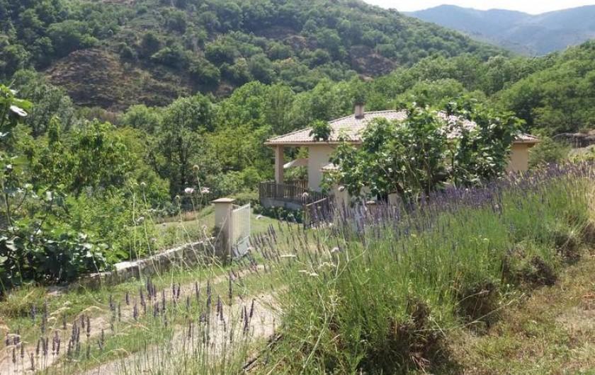 Location de vacances - Gîte à Mayres