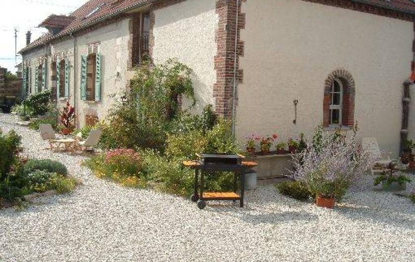 Location de vacances - Gîte à Fontaine-les-Grès