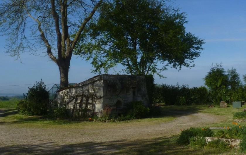 Location de vacances - Appartement à Scorbé-Clairvaux