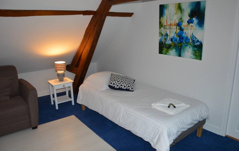 Location de vacances - Gîte à Varennes-Changy - Le dortoir : Idéal pour les enfants