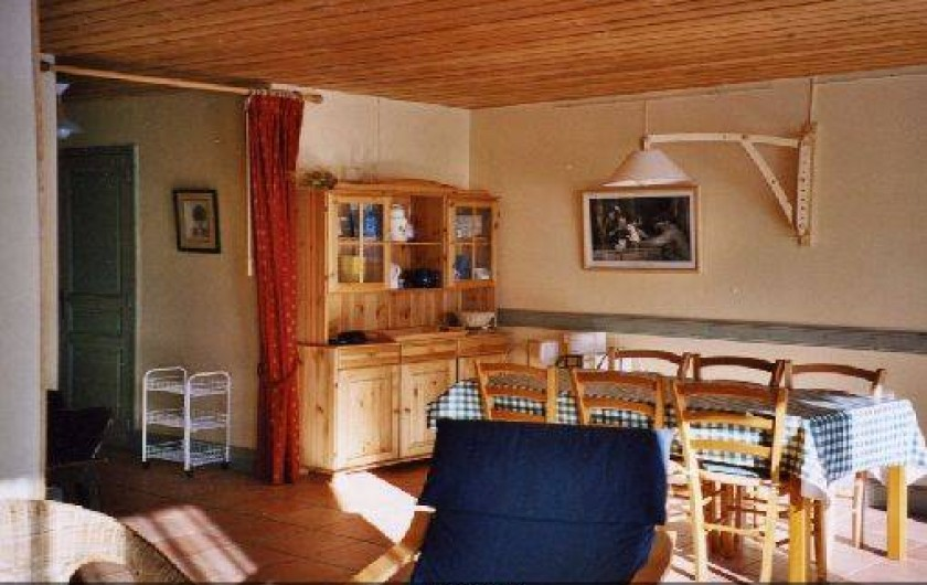 Location de vacances - Appartement à Corrençon-en-Vercors