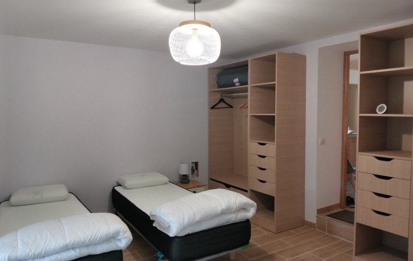 Location de vacances - Appartement à Alaise